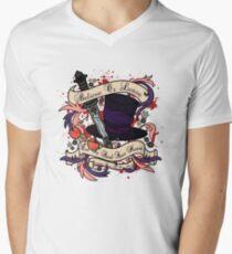 Believe Or Leave Men's V-Neck T-Shirt