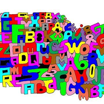 Alphabet  by davidfraser