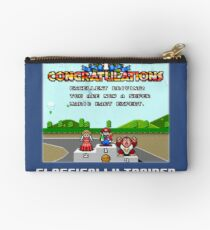 Classically Trained Super Mario Kart Studio Pouch
