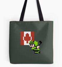 Hockey Player - Canada Tote Bag