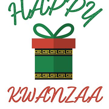 Happy Kwanzaa Gift Pam African Celebration Shirt Afro-American Present Design by thehadgaddad