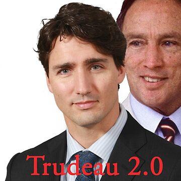 Trudeau 2.0 by sruhs