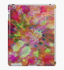 Fraktale Harmonie iPad-Hülle & Skin