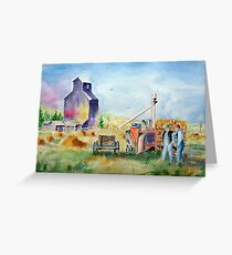 Hot August Bright - Everyday Heroes Greeting Card