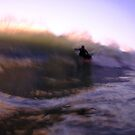 Sunset Motion Blur by Vince Gaeta