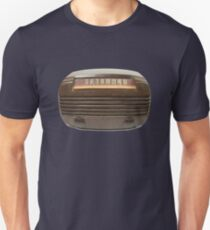 old time bubble  radio  T-Shirt
