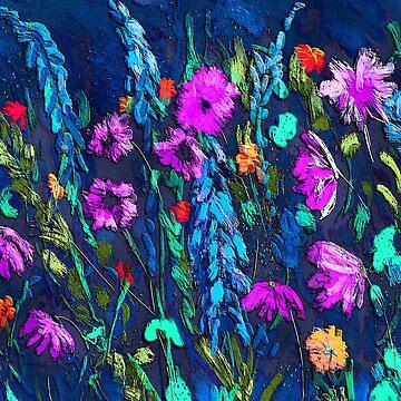 Floral Delight by kjhart8