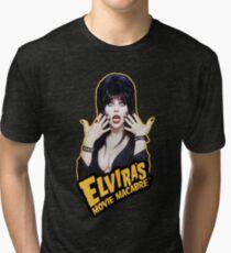 Elvira, Mistress of the Dark Tri-blend T-Shirt