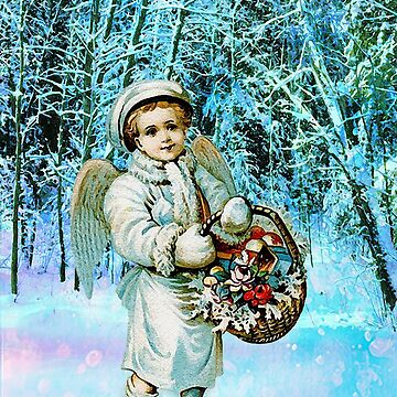 ANGELIC GIFTS TO ALL FOR CHRISTMAS by Tammera