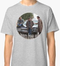 Team Free Will Classic T-Shirt