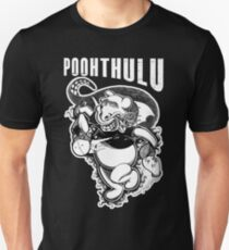 Poohthulu: Winnie the Pooh Meets Cthulu Unisex T-Shirt
