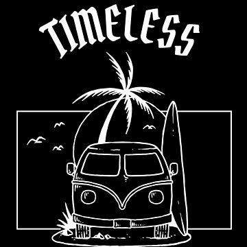 Timeless (Hippie) | Tshirt & Gift by Legendemax
