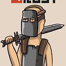 Rust warrior by cemolamli