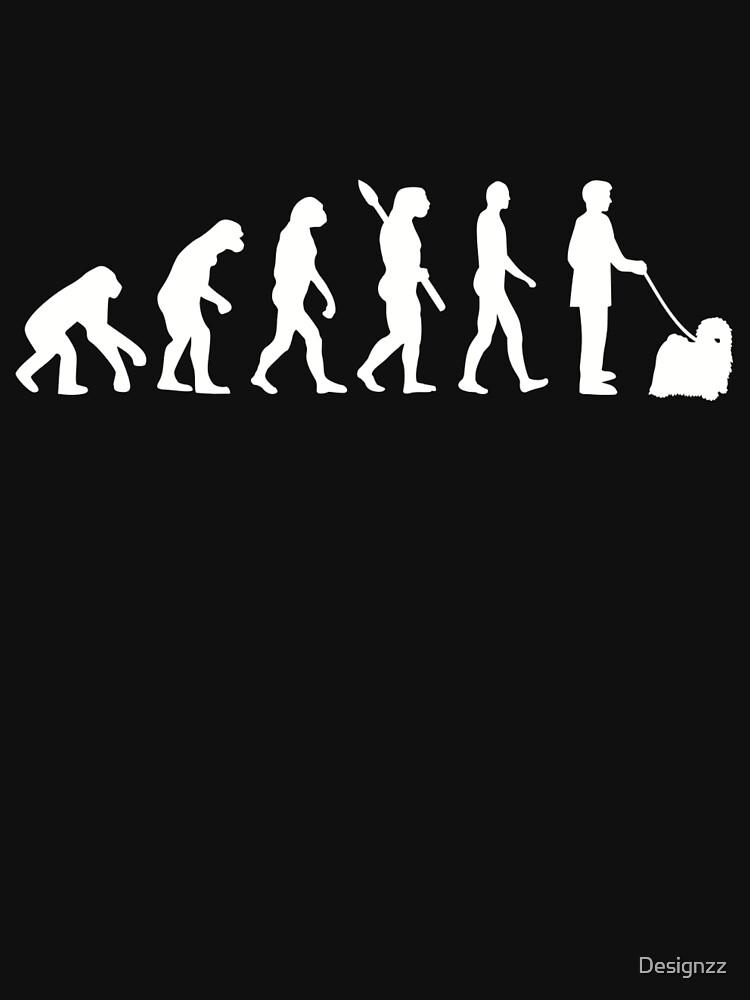 Puli evolution by Designzz