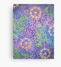 Hearts and Mandalas Canvas Print