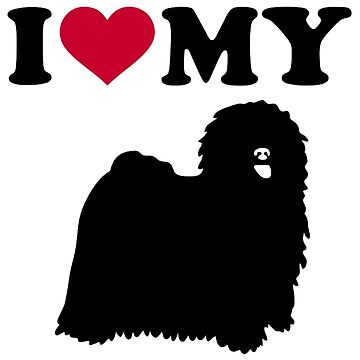 I love my puli by Designzz