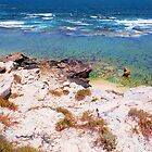 The colours of Rottnest Island Western Australia by Pauline Tims