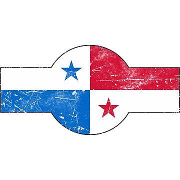 Panama Flag by quark