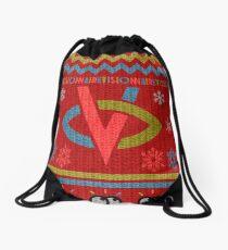 BIGFLO ET OLI - VISIONNAIRE - FAUX PULL Drawstring Bag
