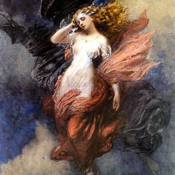 Death and the Maiden - George Clark Stanton by forgottenbeauty