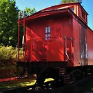 Old Train 2 by MaluC