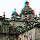 [3D] Santiago de Compostela Cathedral by George Parapadakis ARPS (monocotylidono)