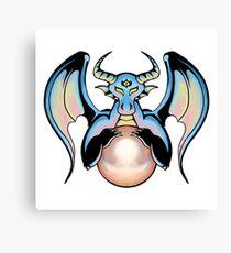 Dragon of Fortune Canvas Print