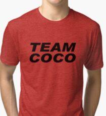 TEAM COCO Tri-blend T-Shirt