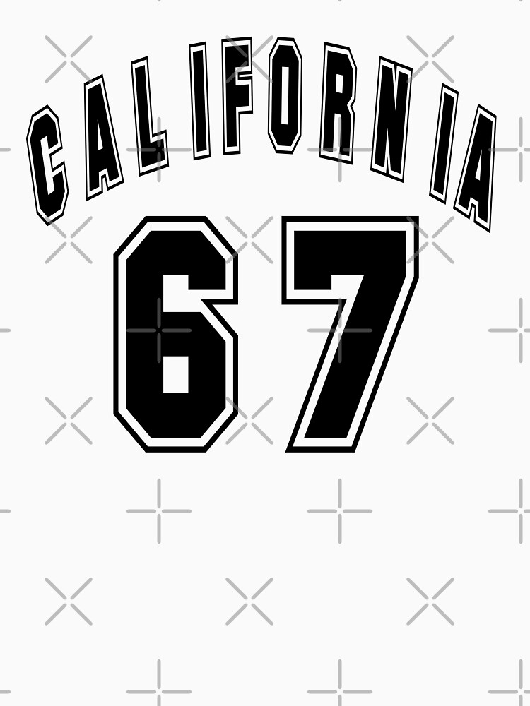 California 67 - For Those Born in or Lovers of the Year 1967 (Design Day 347) by TNTs