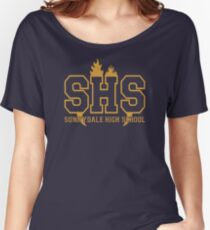 Sunnydale Highschool Women's Relaxed Fit T-Shirt