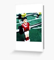 Garlando figurine Greeting Card