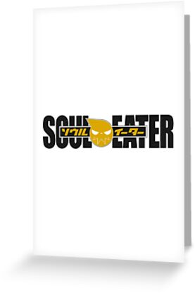 Logo der Soul Eater-Serie von Hirako Nakatsu