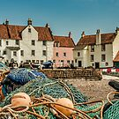 Seaside Pittenweem  by Sam Ermer