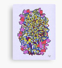 - earthquake - Canvas Print