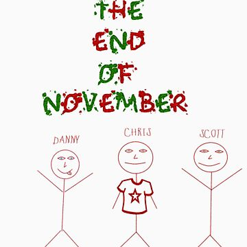 the end of november drawings by EndofNovember