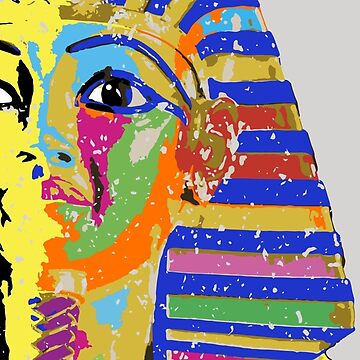 Tutankhamun by KeithHawley