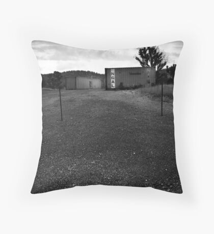 M8 (unnumbered) Throw Pillow