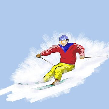 Ski by denip