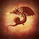 Fire Dragon by Alexander Skachkov