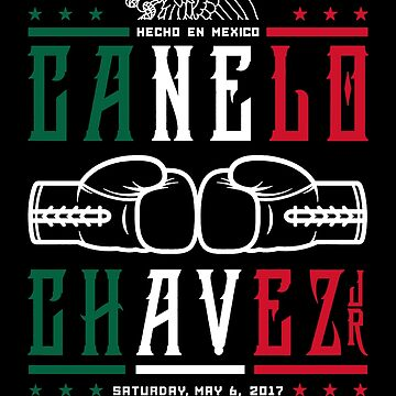 Canelo Chavez Jr. by MillSociety
