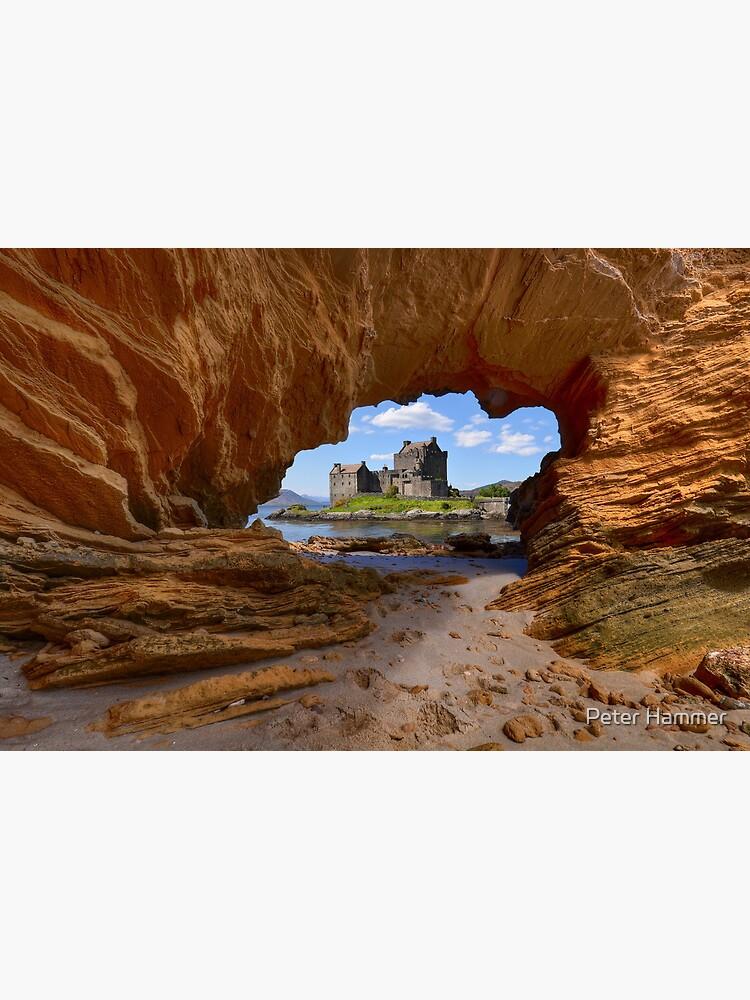Castle View by PeterH