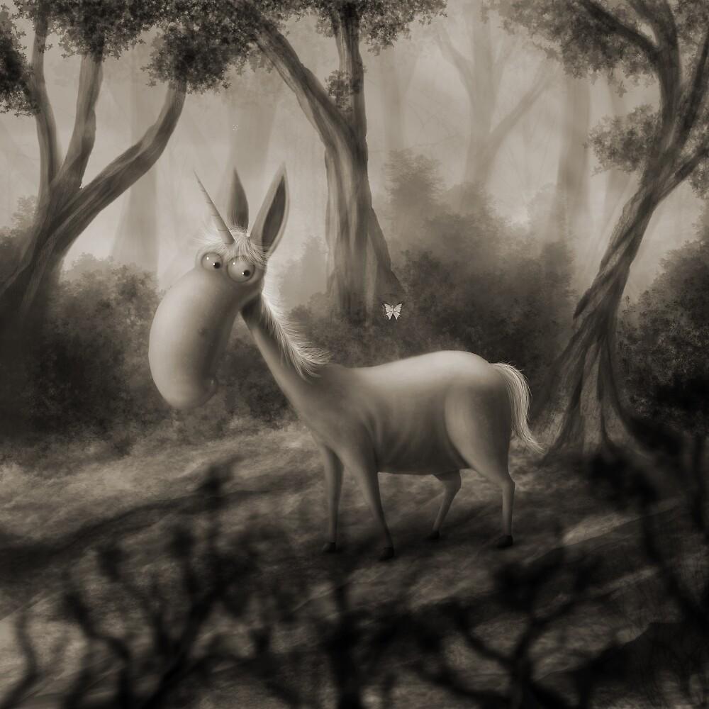 Unicorn by Alexander Skachkov
