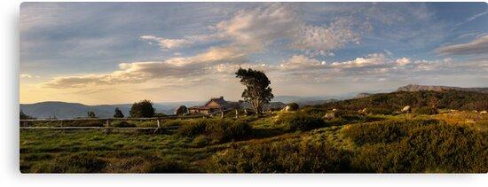 Craig's Hut by Heather Prince