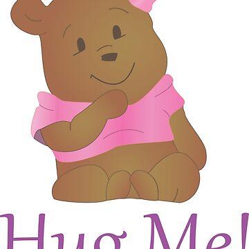 Hug Me! Pink Version by Eliza434