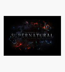 Supernatural Photographic Print