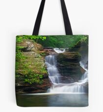 Murray Falls Tote Bag