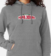 Papa Johns logo  Lightweight Hoodie