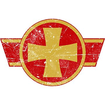 Montenegro Flag Roundel Air Force by quark