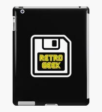 Retro Geek iPad Case/Skin