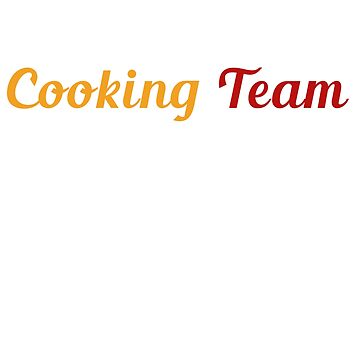 Cook cooking saying wit by 4tomic